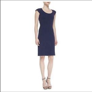 DIane Von Furstenberg April Cap Sleeve Dress
